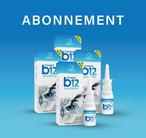 Abonnement – 1 spray per dag betekent elke 3 maanden een neusspray en dus zoals de afgebeeld laat zien elke jaar vier neussprays.