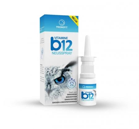 Product foto Pronofit vitamine b12 neusspray