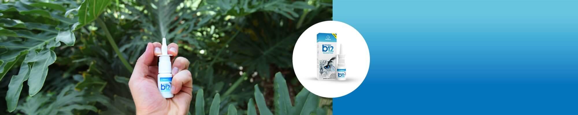 Pronofit Vitamine B12 Neusspray banner